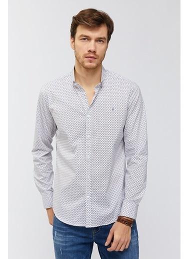 Avva Erkek   Gömlek A91S2013 Beyaz